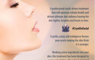 CryoGlo Facial