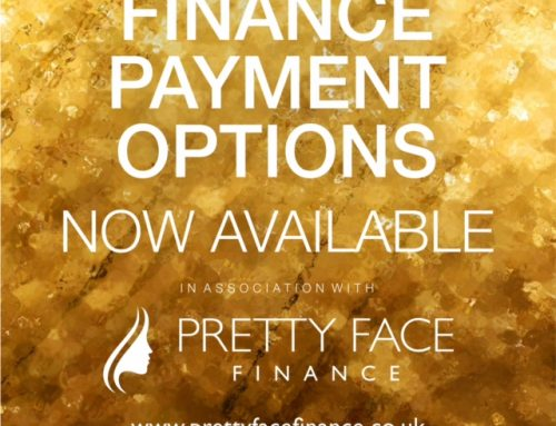 Finance Payment Options Now Available